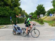 Праздник на велосипедах