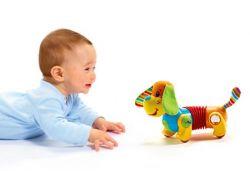 Интерактивная игрушка пёсик Фред